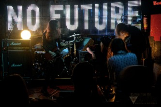 No Future @Madrid (Sala Boite)