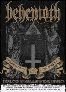 Polish Satanist Tour 2014