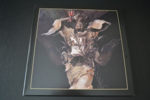 "BEHEMOTH ""The Satanist"" LP"