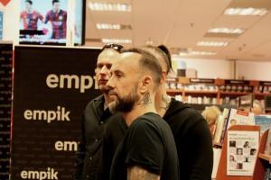 BEHEMOTH Meet&Greet @Gdansk