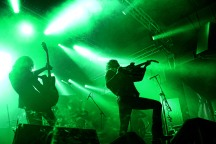 TRIBULATION - Polish Satanist 2014 @Gdansk